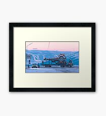Ship 14 Framed Print