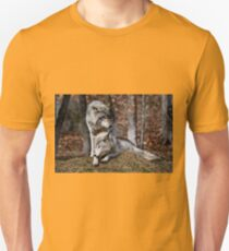 Alpha Pair Unisex T-Shirt