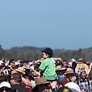 rising above the crowd by pmacimagery