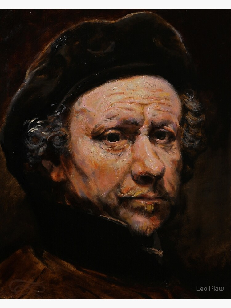 Rembrandt 1655 by leoplaw