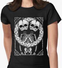 Camiseta entallada para mujer Zombstrology: Géminis