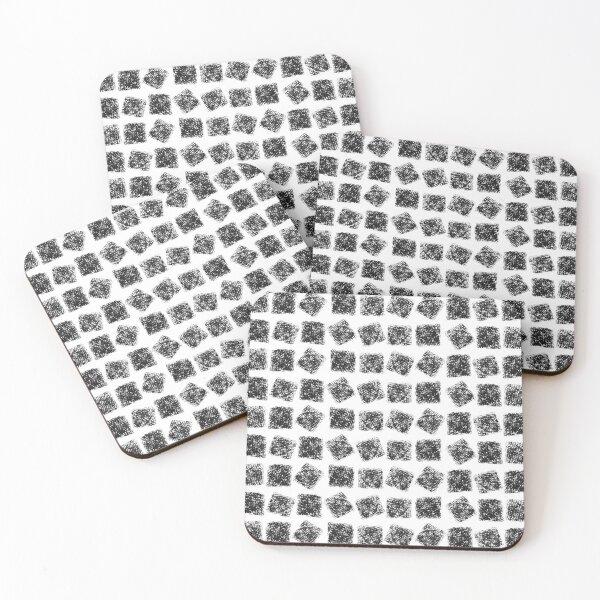 Tiskati Coasters (Set of 4)