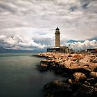 lighthouse by vtango