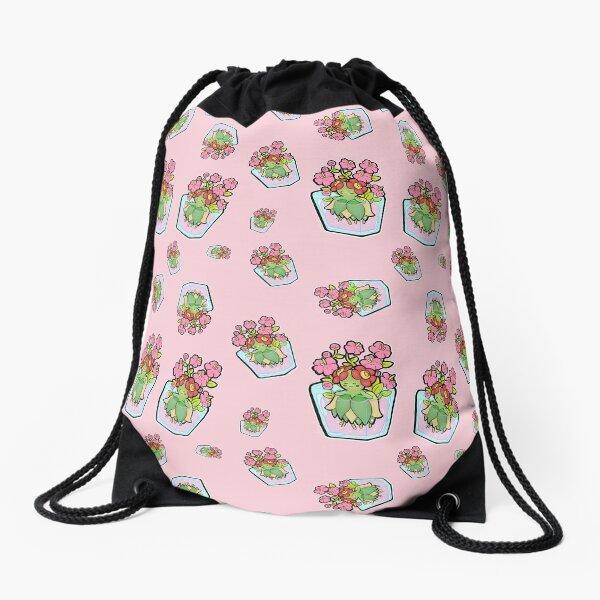 Bellossom Pokémon Print Drawstring Bag