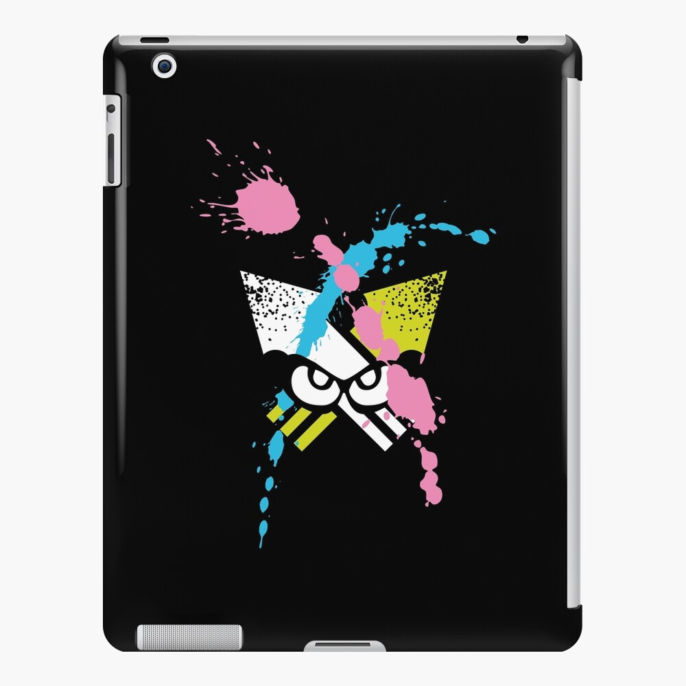 Splatoon - Turf War 5 iPad Case & Skin