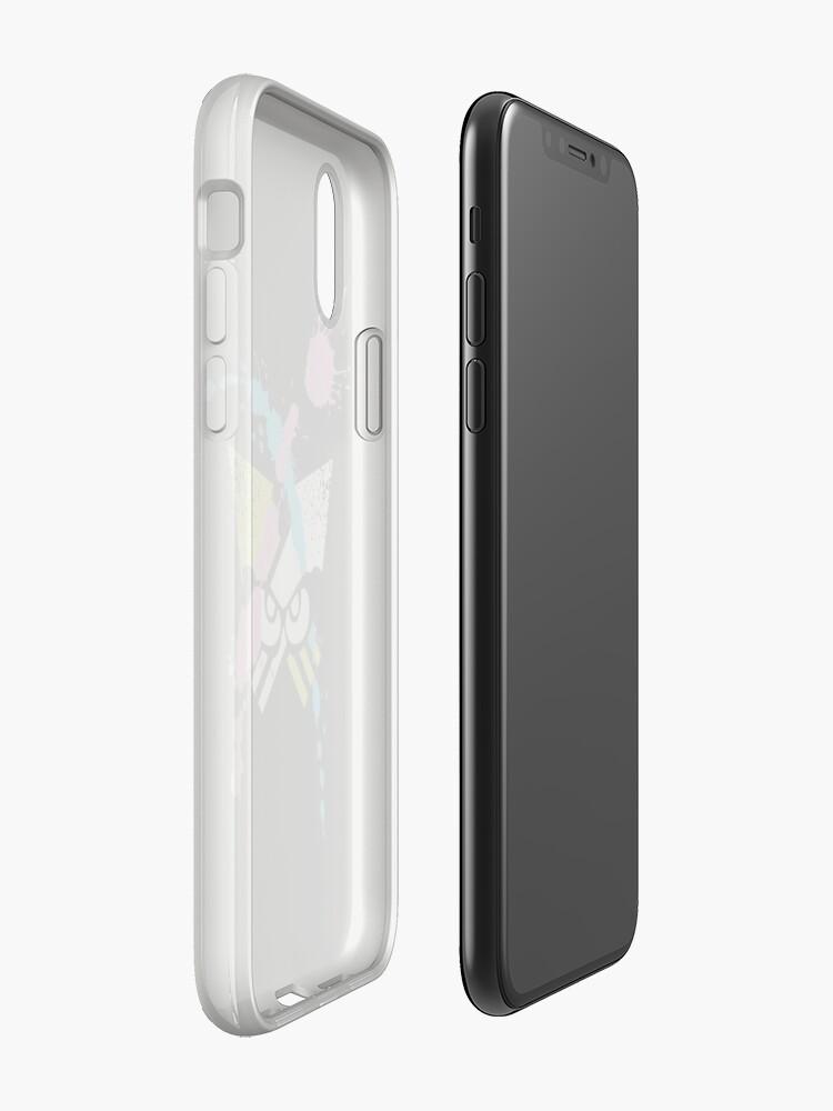 Alternate view of Splatoon - Turf War 5 iPhone Case & Cover
