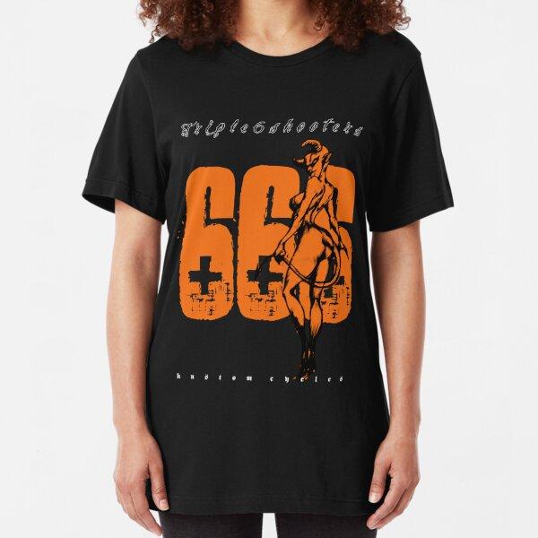 666 Slim Fit T-Shirt