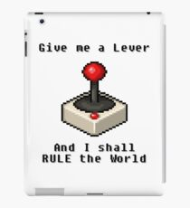 The Gamer's Theorem iPad Case/Skin