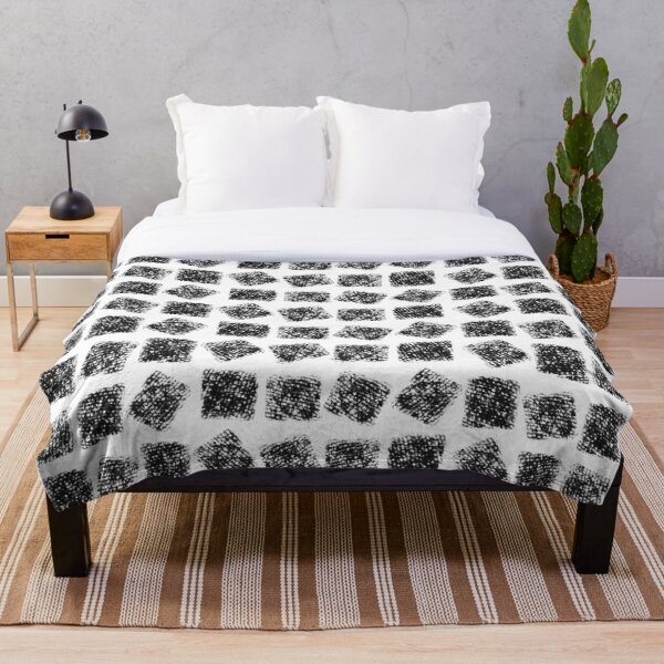 Tiskati Throw Blanket