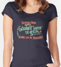 Enchantment Under The Sea Dance Women's Fitted Scoop T-Shirt