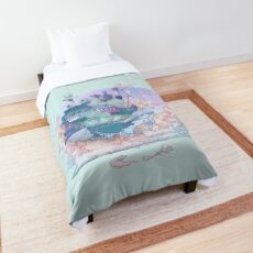 Howls Moving Castle Comforter