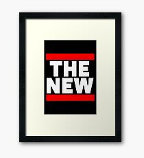 The New Champion Framed Print