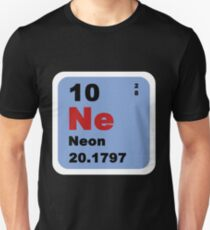 Periodic Table of Elements: No. 10 Neon T-Shirt