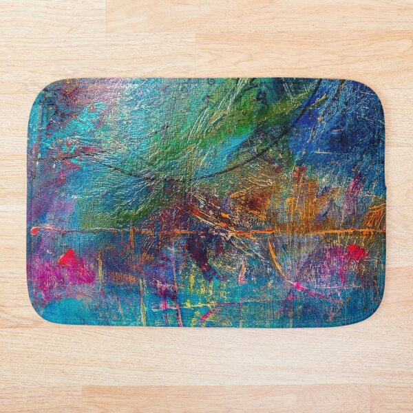 Null and Void Bath Mat