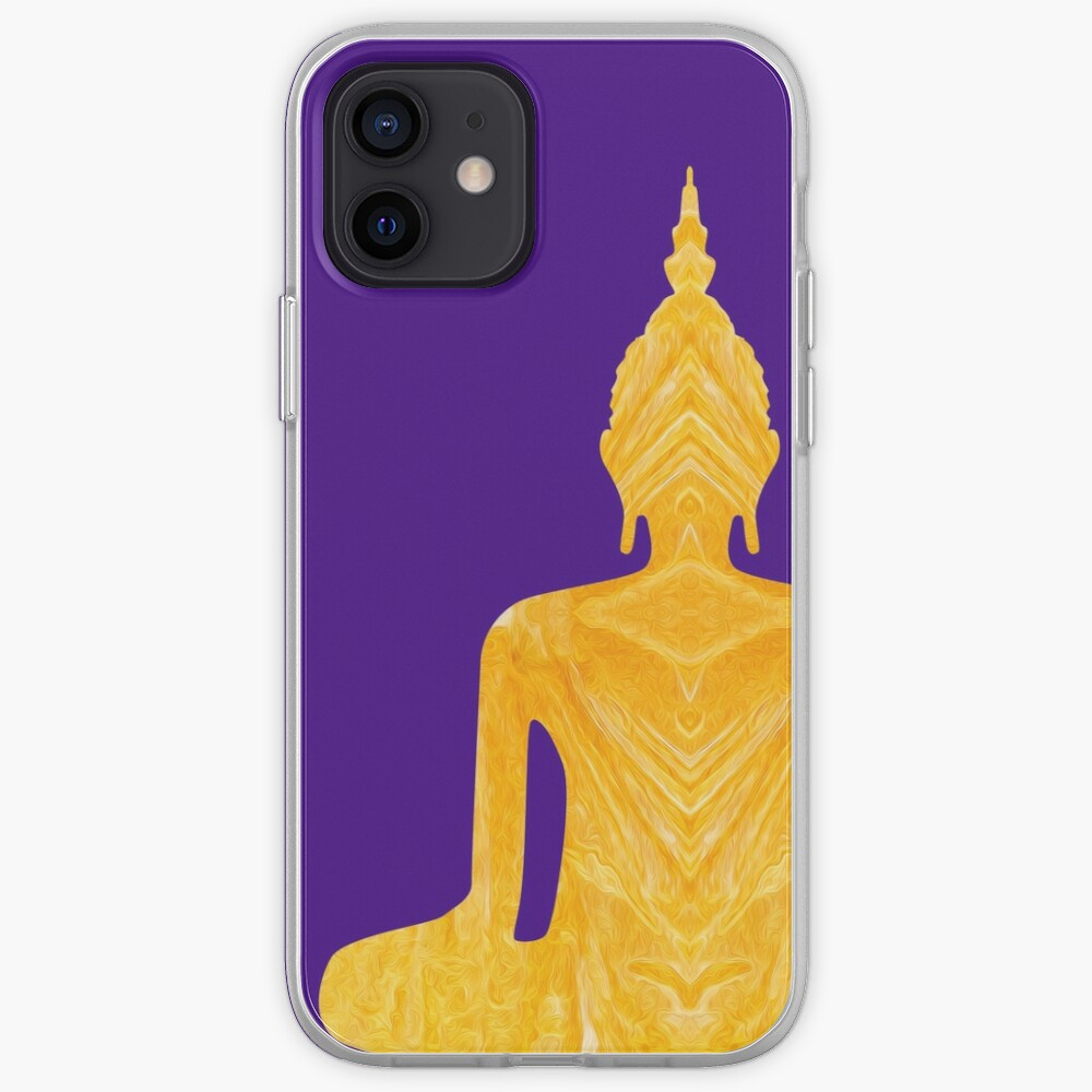 Buddha meditation iPhone Case & Cover