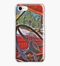 1940s dodge logtruck iPhone Case/Skin