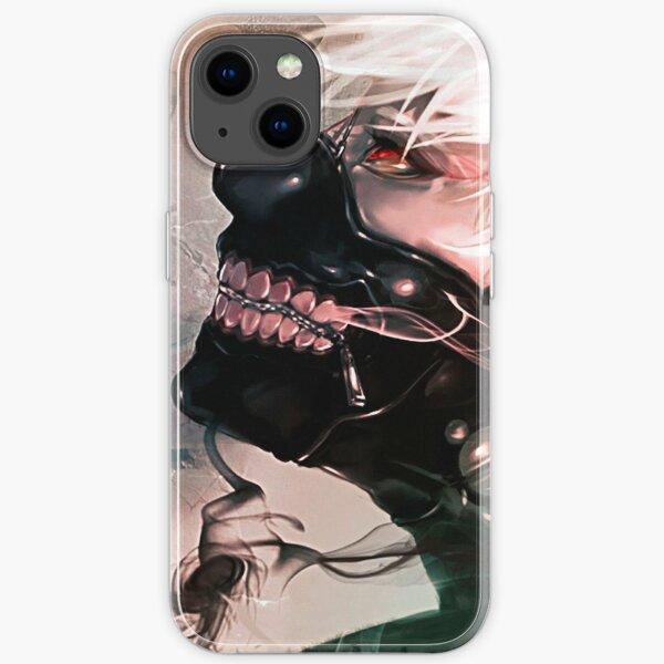 Tokyo Ghoul Ken Kaneki Coque souple iPhone