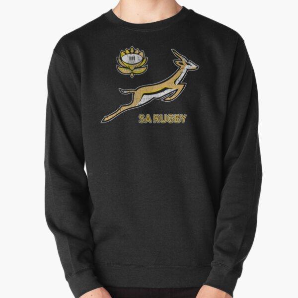 SA Rugby - Vintage Springbok logo Pullover Sweatshirt