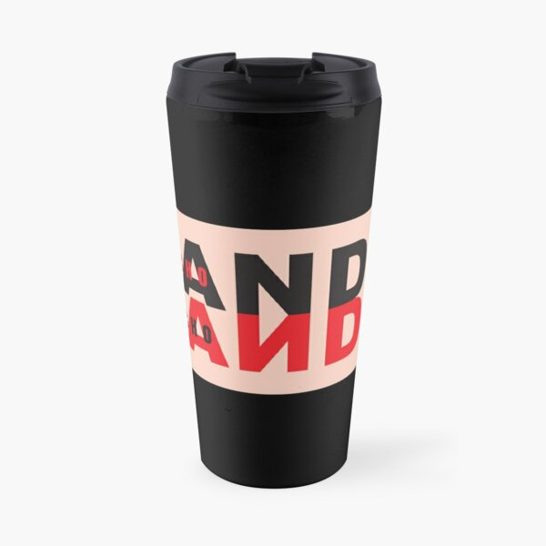 Psychocandy Travel Mug