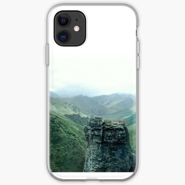 The fields of Rohan in NEw Zealand iPhone Soft Case