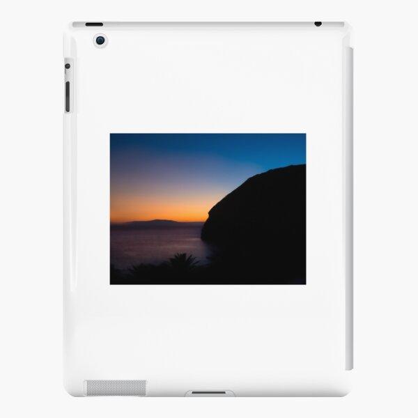 Sunset in St Maria iPad Snap Case