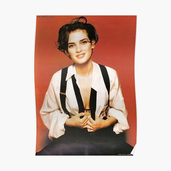 Winona Ryder Poster