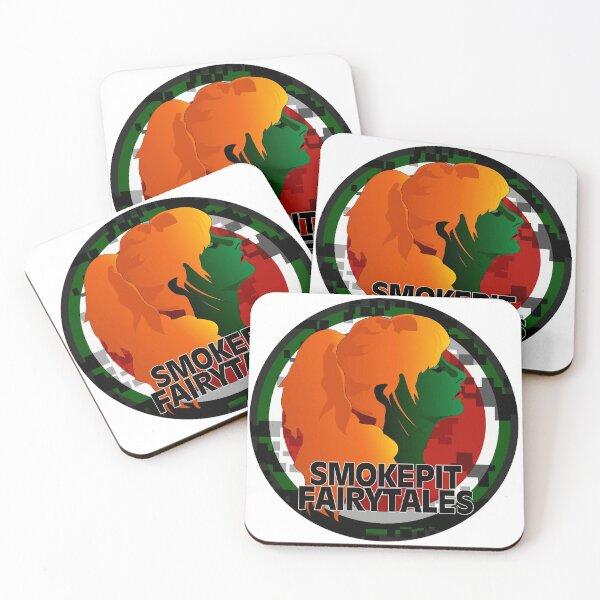 Penelope Right Logo Coasters (Set of 4)