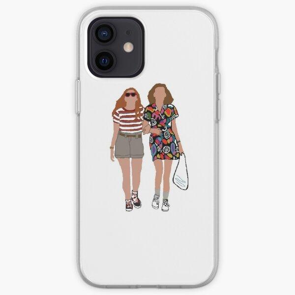 Elmax Material Girl Coque souple iPhone