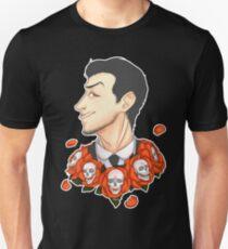 Jim Moriarty - Flowers Unisex T-Shirt