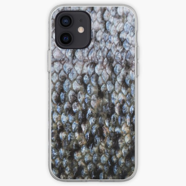 Salmon shed iPhone Soft Case