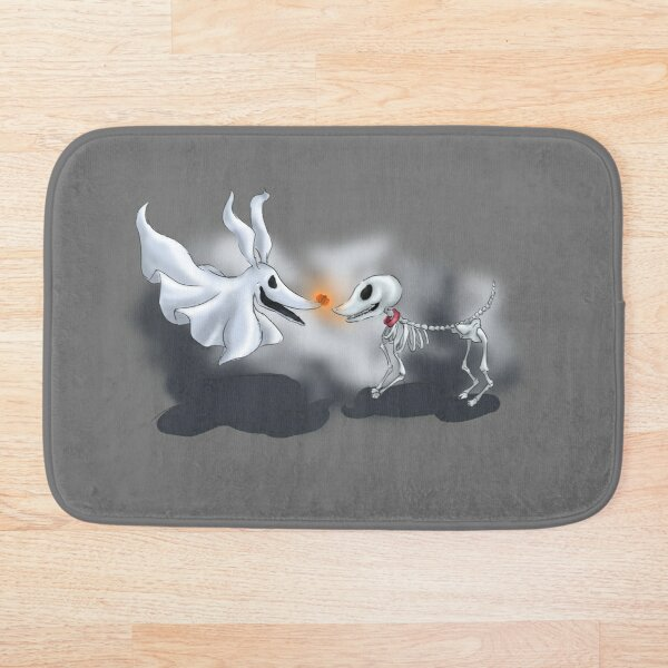 Nightmare Dogs Bath Mat
