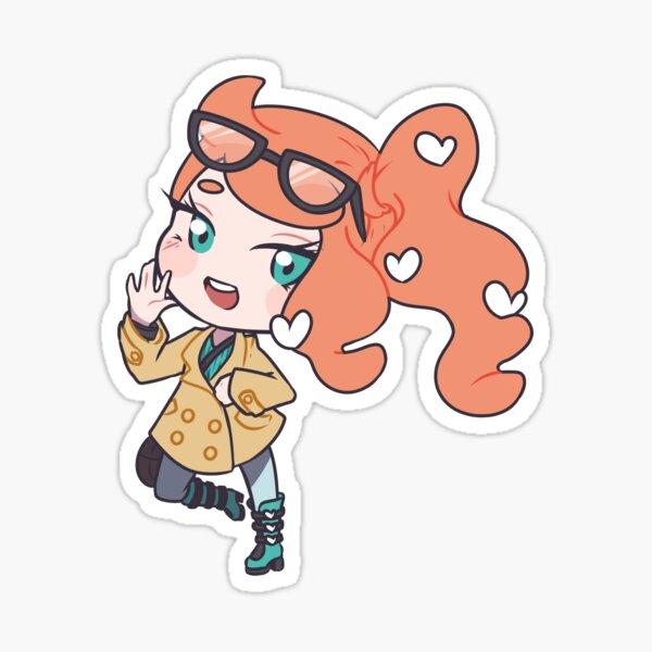 Pokemon Sword and Shield - Sonia Sticker