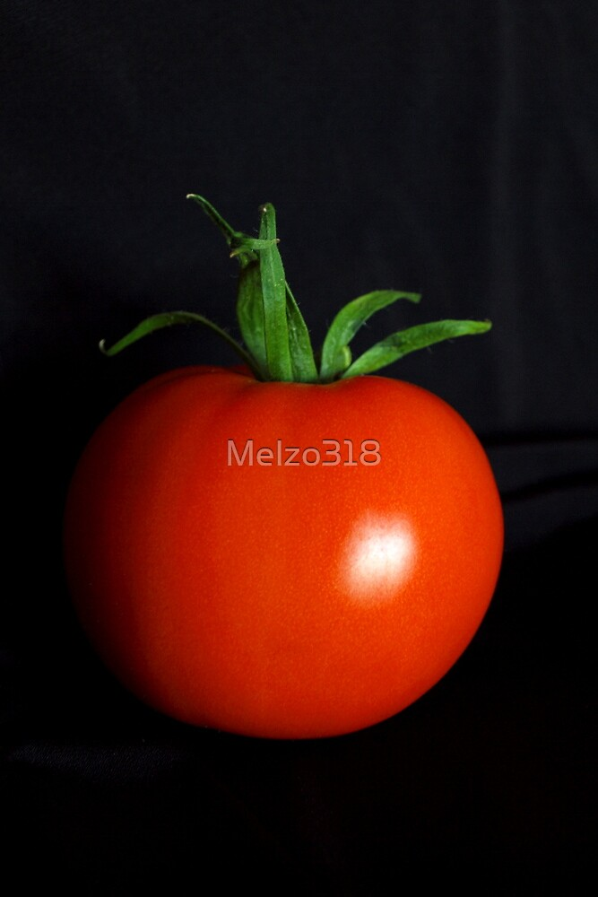 The Perfect Tomato by Melzo318