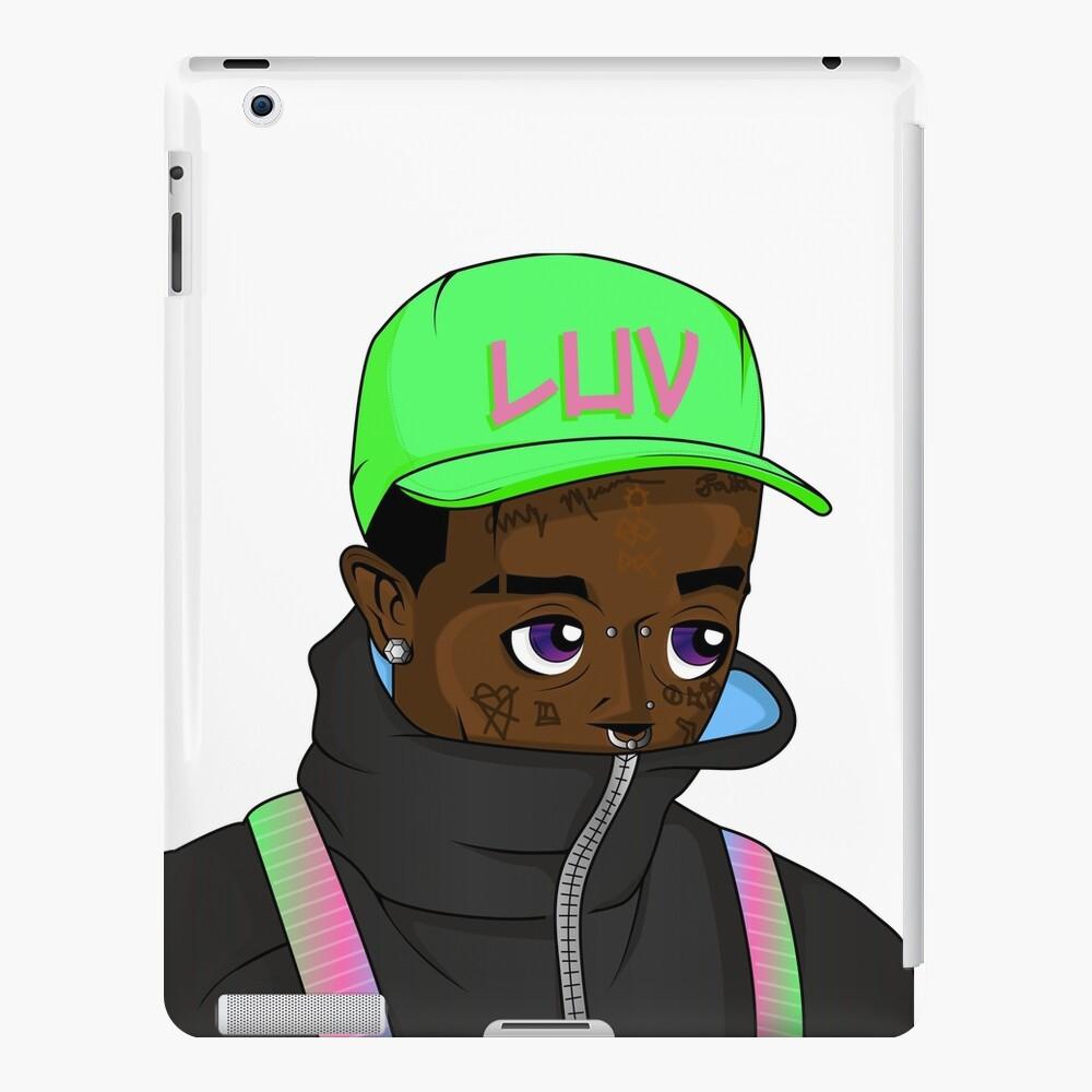 Lil Uzi iPad-Hülle & Skin