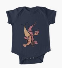 swaying lobsters One Piece - Short Sleeve
