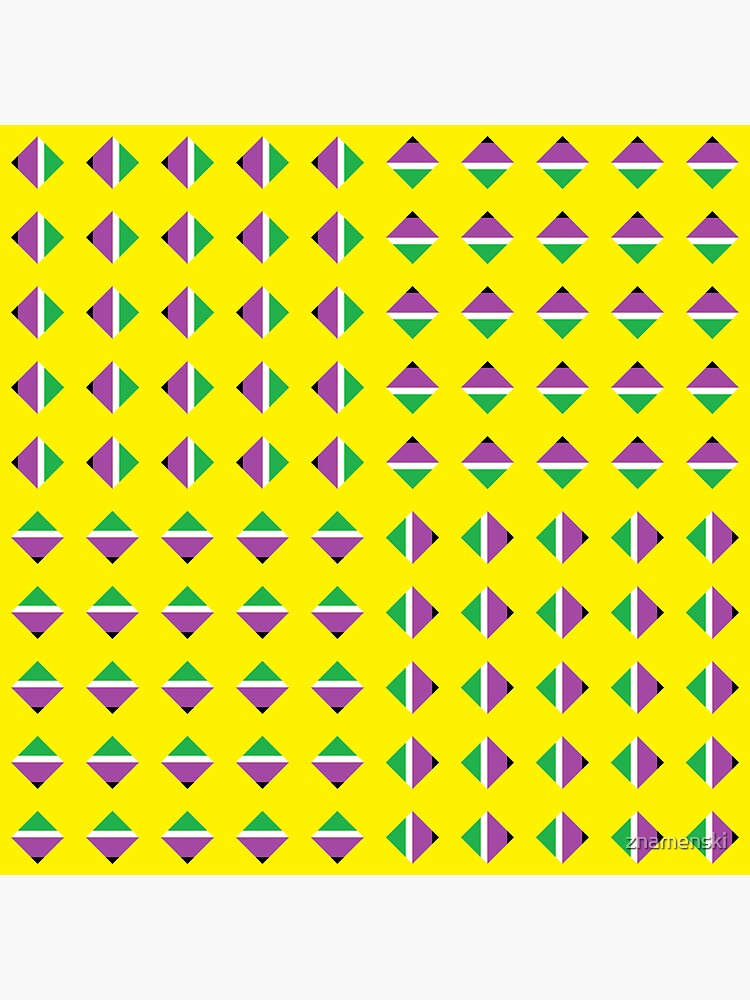 #Pattern, #textile, #design, #abstract, decoration, geometry, scrapbook, illustration, repetition by znamenski