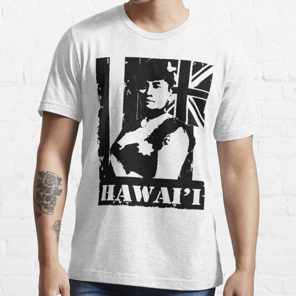 Hawai'i Queen Liliuokalani by Hawaii Nei All Day Essential T-Shirt