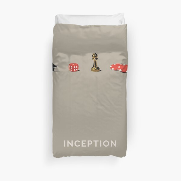 Inception Duvet Cover