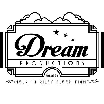 Inside Out - Dream Productions (Black) by ChrisTomlinson