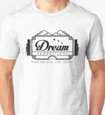 Inside Out - Dream Productions (Black) Unisex T-Shirt