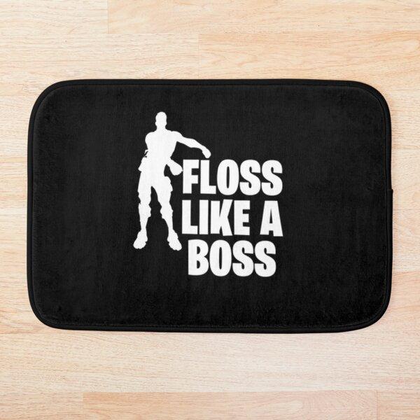 Floss Like A Boss Bath Mat