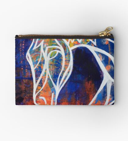 Wild at Heart 1 : Inner Power Painting Studio Pouch