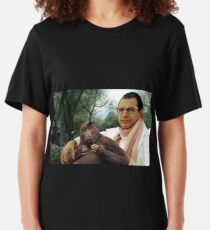 Jeff Goldblum Slim Fit T-Shirt