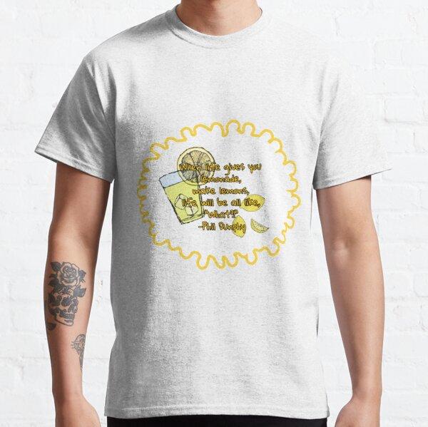 limonade T-shirt classique