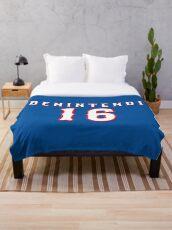 benintendi 16 Throw Blanket