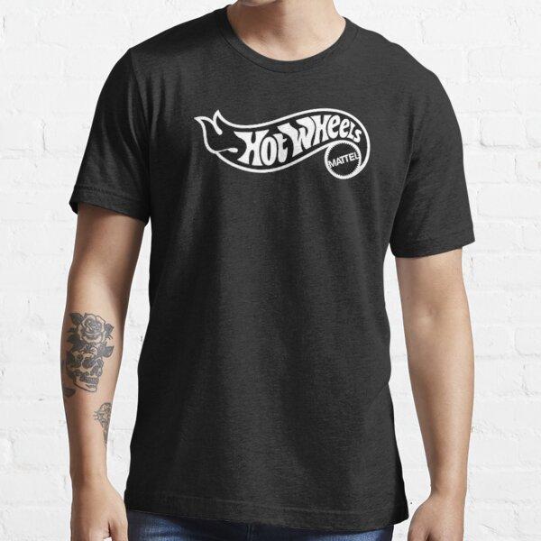 Logotipo de Hot Wheels Camiseta esencial