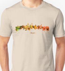 Glasgow, Scotland skyline T-Shirt