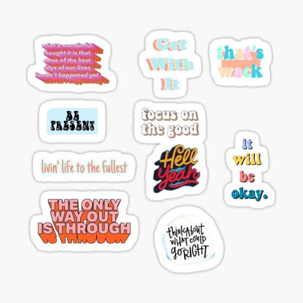 vsco quote pack Sticker
