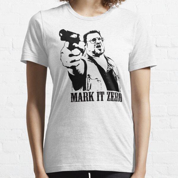 The Big Lebowski Mark It Zero T-Shirt Essential T-Shirt