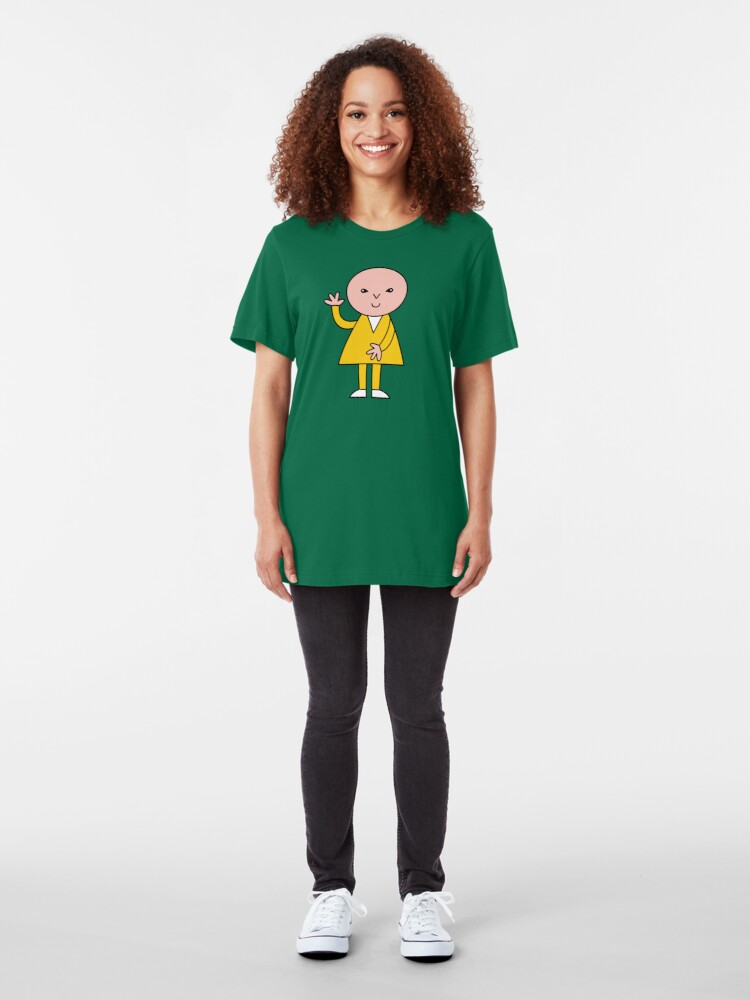 Alternate view of NDVH Bod Slim Fit T-Shirt